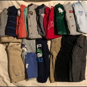 Boys Mixed Lot - Size 6 Months